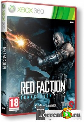 [XBox360] Red Faction: Armageddon [Region Free][RUS]