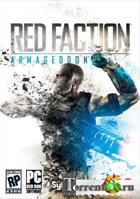 Red Faction: Armageddon (2011) [Лицензия,Rus/Eng]