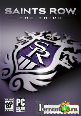 Saints Row: The Third Gameplay video