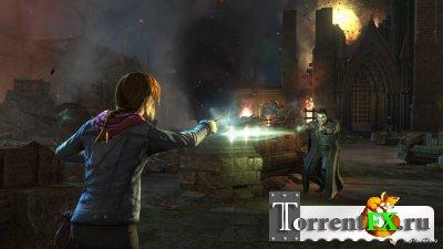 Гарри Поттер И Дары Смерти Часть 1 Игра Скачать Торрент Setup Exe - фото 9