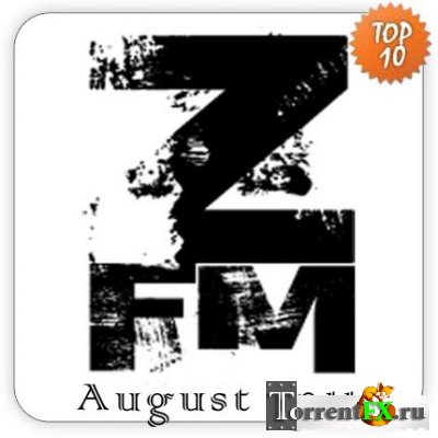 VA - Kazantip FM - TOP10 (8.2011) MP3