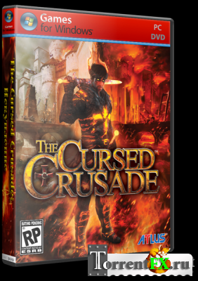The Cursed Crusade (Atlus) (2011) [RUS] [RePack]