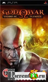 God of War: Chains of Olympus [2008](RUS/ISO/PSP)