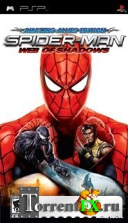 Spider-Man: Web of Shadows (ENG/CSO/PSP)