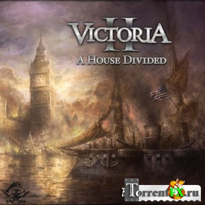 Victoria II A House Divided (2012) PC