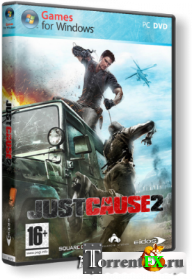 Just Cause 2 (2010) PC | RePack от Fenixx