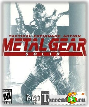 Metal Gear Solid (2000) RePack от Pilotus