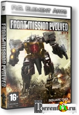 Front Mission Evolved (2010) PC | RePack от R.G. Element Arts