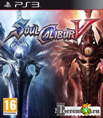 Soul Calibur V (2012) PS3