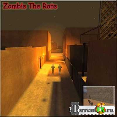 Return to castle wolfenstein: Zombie The Rate (2005) PC