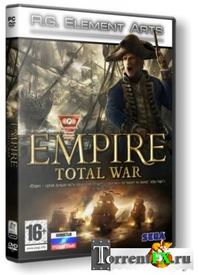 Empire Total War (2009/ RUS/ RePack) от R.G. Element Arts