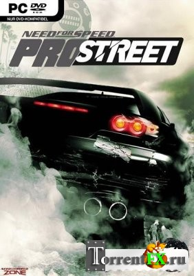 Need for Speed Pro Street (2007) PC