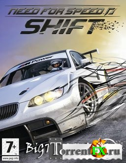 Need For Speed - Shift (RELOADED) (Rus) 2009 PC