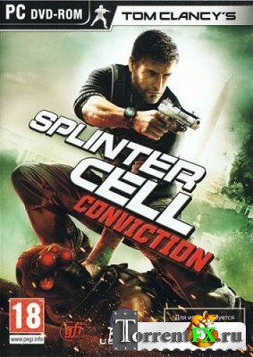 Tom Clancy`s Splinter Cell: Conviction + Insurgency DLC (2010) PC | RePack