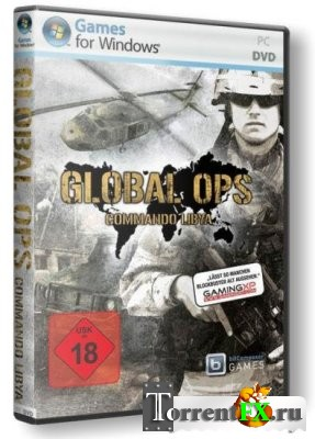 Global Ops: Commando Libya (2012) PC | Rip от R.G. UniGamers