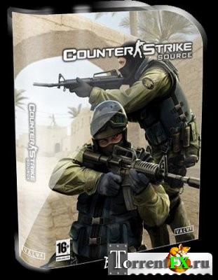 Counter-Strike Source ver.34 (2004) PC