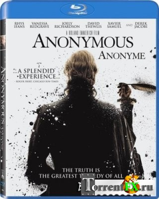 Аноним / Anonymous (2011) BDRip [720p]