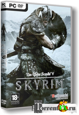 The Elder Scrolls V: Skyrim + HD Textures Pack (2011) PC | Repack от R.G. Catalyst