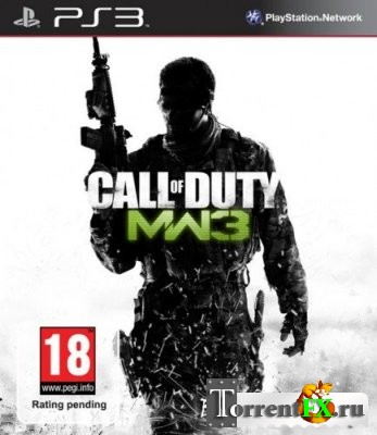 Call of Duty: Modern Warfare 3 (2011) PS3