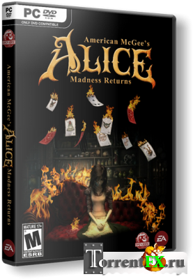 Alice: Madness Returns (2011) PC | RePack от R.G. Shift