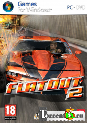 Flatout 2 Forever (2012) PC | RePack