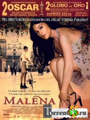Малена / Malena (2000) DVD5 | Uncut version