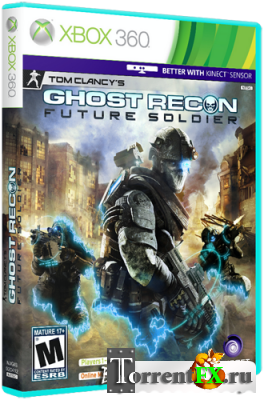 [JTAG/FULL]Tom Clancy's Ghost Recon: Future Soldier [Region Free/ENG] (2012) XBOX360