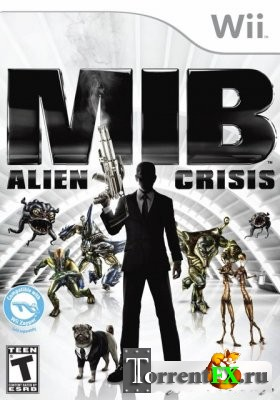 Men in Black: Alien Crisis [NTSC] [ENG] [Scrubbed] (2012) Nintendo Wii