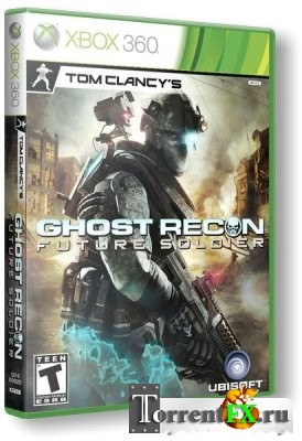 Tom Clancy's Ghost Recon: Future Soldier (LT+2.0. (XGD3)) (2012) XBOX360