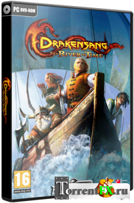 Drakensang: Река времени / Drakensang: The River Of Time (2010) PC | RePack