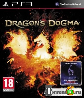 Dragon's Dogma [EUR] [ENG] (2012) PS3