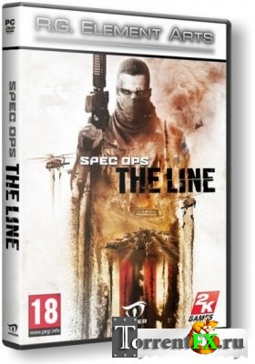 Spec Ops: The Line (2012/ RUS/ RePack) от R.G. Element Arts