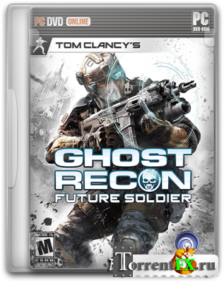 Tom Clancy's Ghost Recon Future Soldier (v1.2 / Новый Диск / RUS) RePack от SEYTER