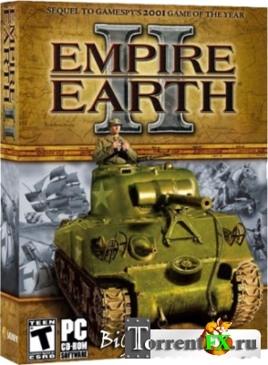 Empire Earth 2- Art of Sypremacy + MOD EE4 (2012) PC