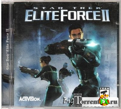 Star Trek: Elite Force 2 (2003) PC