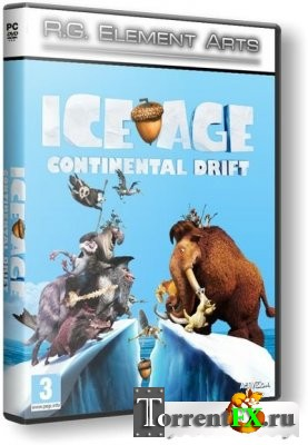 ���������� ������ 4: ��������������� ����� / Ice Age 4: Continental Drift - Arctic Games (2012) PC RePack