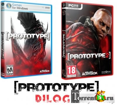 Дилогия Prototype (2009 - 2012) PC RePack от SEYTER