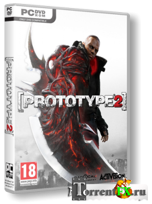 Prototype 2 (2012) PC Repack by SHARINGAN