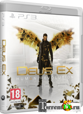 Deus Ex: Human Revolution (2011) PS3