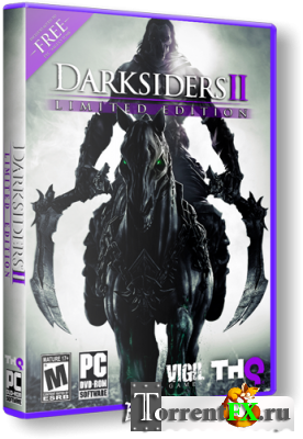 Darksiders 2 [v 1.0u1 + 19 DLC] (2012) PC | RePack от Fenixx