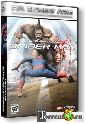 The Amazing Spider-Man (2012) PC | RePack от R.G. Element Arts