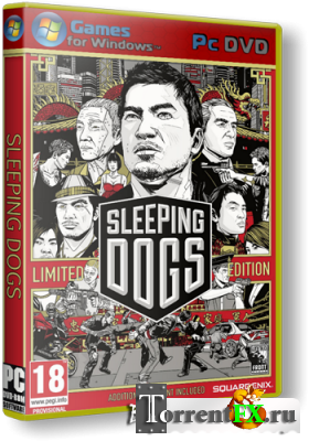 Sleeping Dogs (2012) PC | RePack