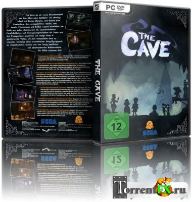 The Cave [Update 1] (2013) PC | RePack от R.G. UPG
