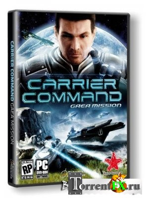 Carrier Command: Gaea Mission [v.1.3.0014] (2012) PC RePack от ReliZer