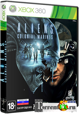 Aliens: Colonial Marines (2013) XBOX360 LT+ v3.0