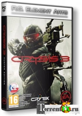 Crysis 3 (2013) PC | Rip от R.G. Element Arts