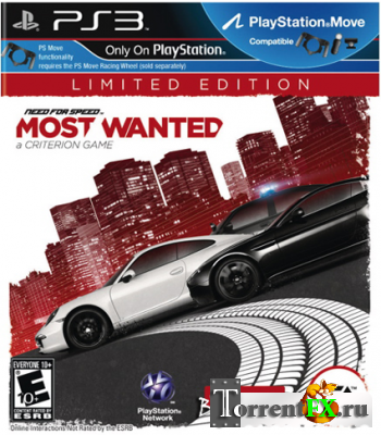 Need for Speed Most Wanted (2013) PS3 | Repack