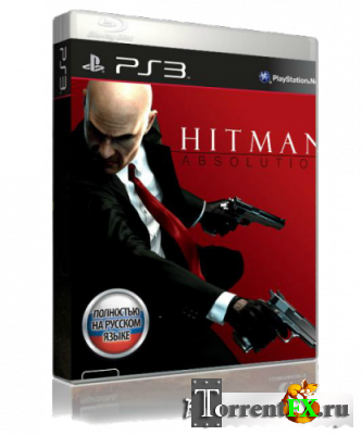 Hitman: Absolution (2013) PS3 | Repack