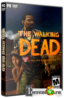 The Walking Dead.Gold Edition (2012) PC | RePack от R.G. Catalyst