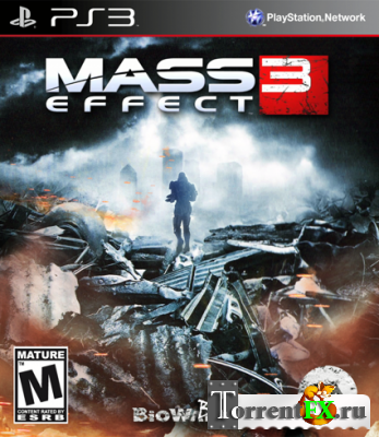 Mass Effect 3 (2012) PS3 | Repack